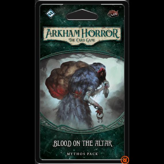 Arkham Horror kártyajáték Blood On The Altar angol nyelvű kiegészítő