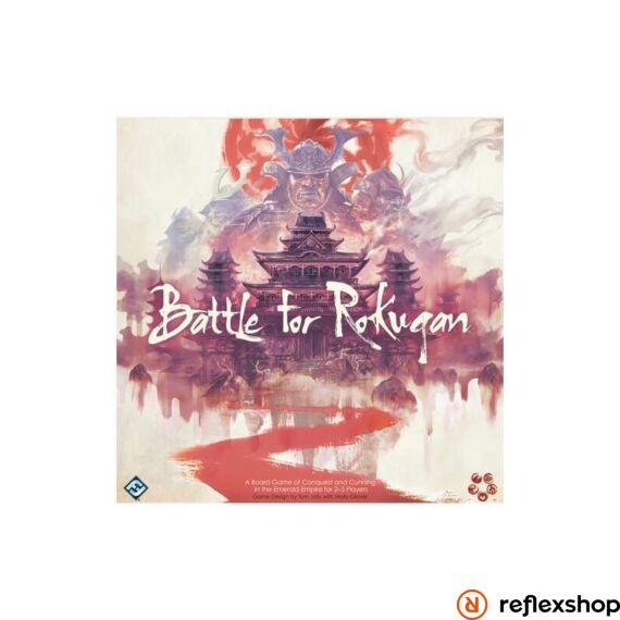 Battle for Rokugan angol nyelvű társasjáték