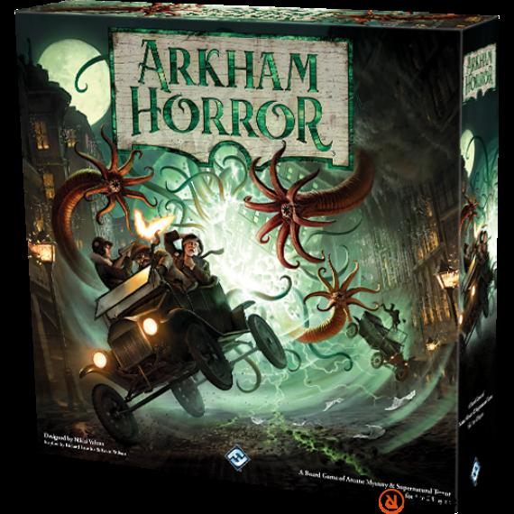Arkham Horror társasjáték, 3. kiadás, angol nyelvű