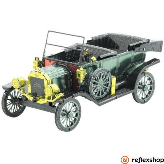 Metal Earth 1910-es Ford T-modell - lézervágott acél makettező szett