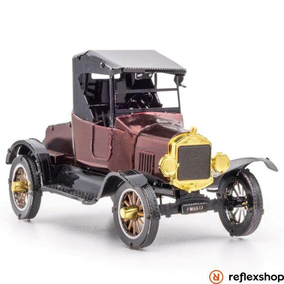Metal Earth 1925-ös Ford T-modell Runabout - lézervágott acél makettező szett