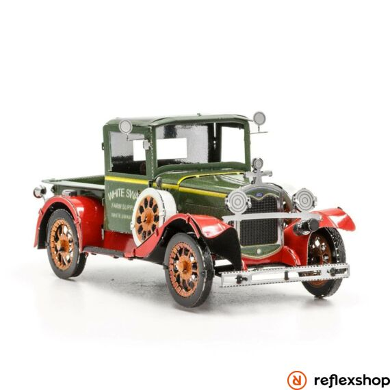 Metal Earth 1931-es Ford A-modell - lézervágott acél makettező szett