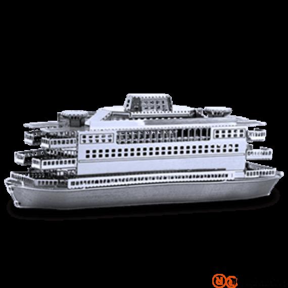 Metal Earth Commuter Ferry komp