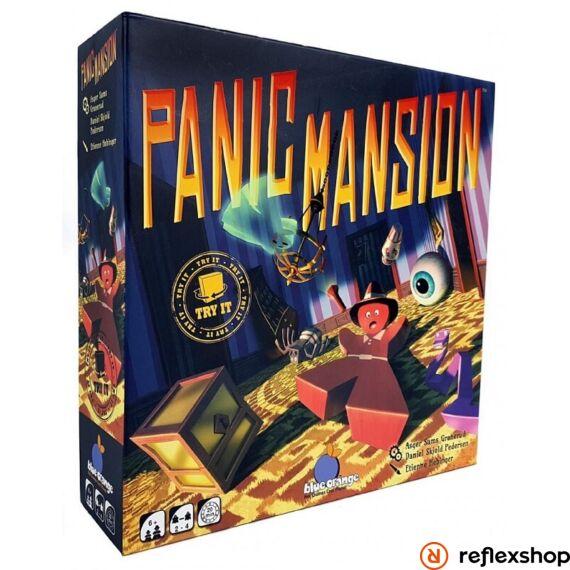 Panic Mansion társasjáték – Reflexshop