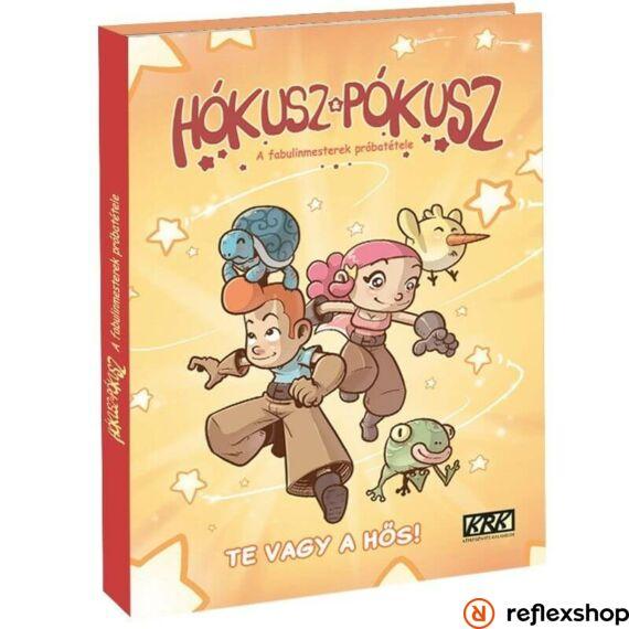 Hókusz & Pókusz borító