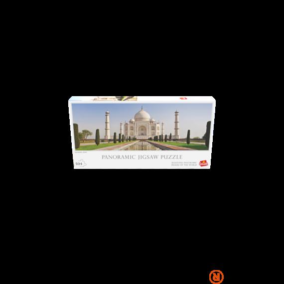 Landscape puzzle - Taj Mahal, India, 500 db-os