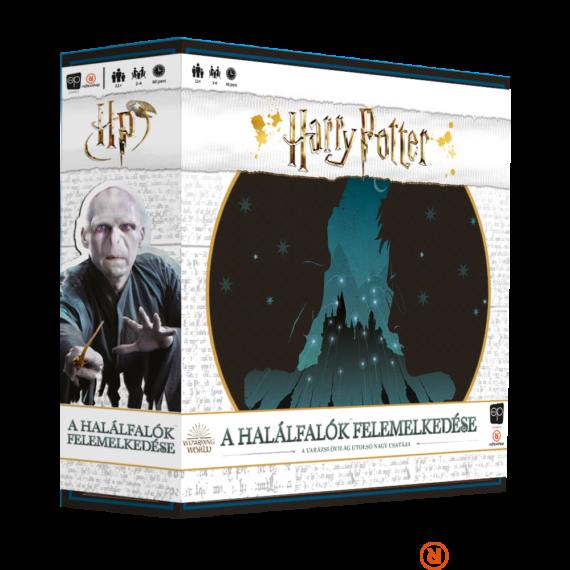 Harry Potter: A halálfalók felemelkedése