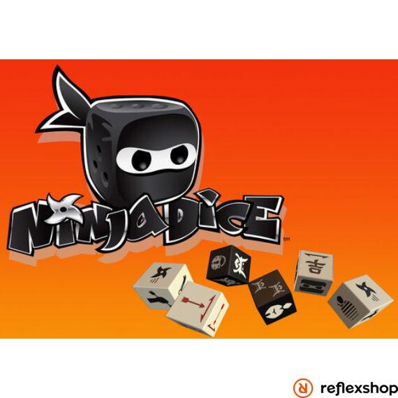 Ninja Dice angol nyelvű társasjáték