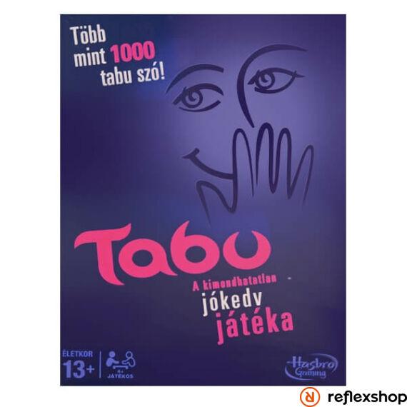 Tabu társasjáték új kiadás