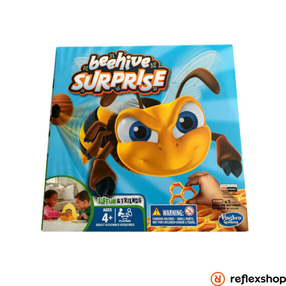 Hasbro Beehive Surprise családi társasjáték