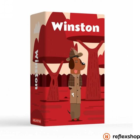 Helvetiq Winston társasjáték
