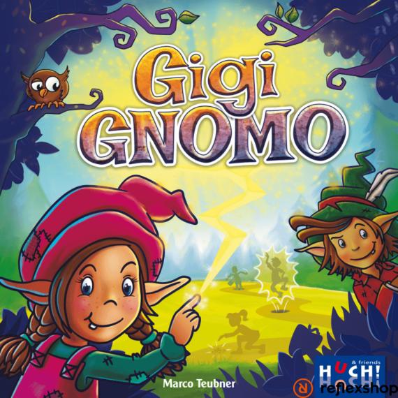 Huch&Friends Gigi Gnomo társasjáték