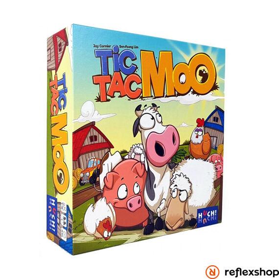 Tic Tac Moo társasjáték borító