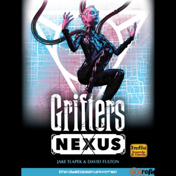 Grifters: Nexus társasjáték, angol