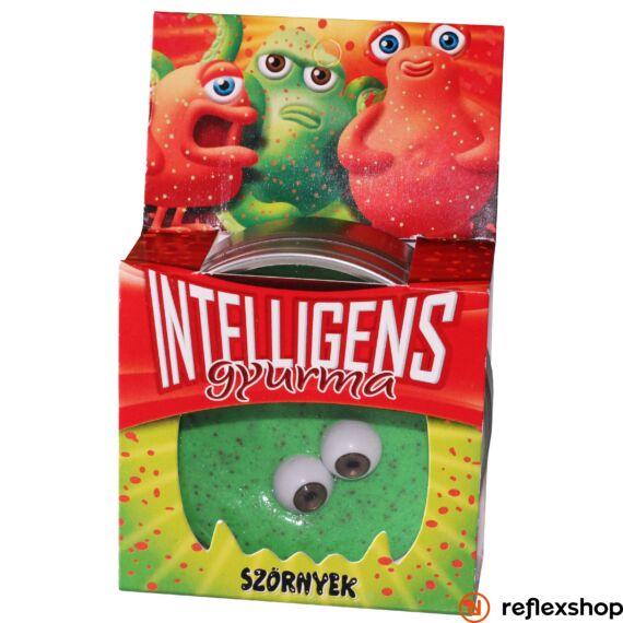 Intelligens Gyurma Szörnyek zöld