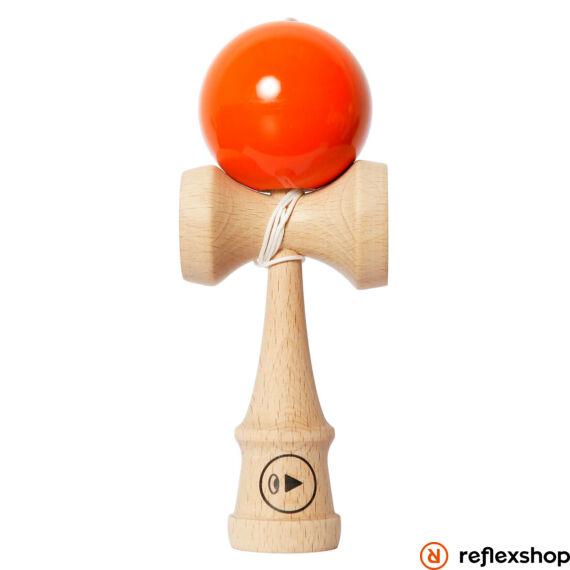 Kendama Play Pro II ügyességi játék narancs