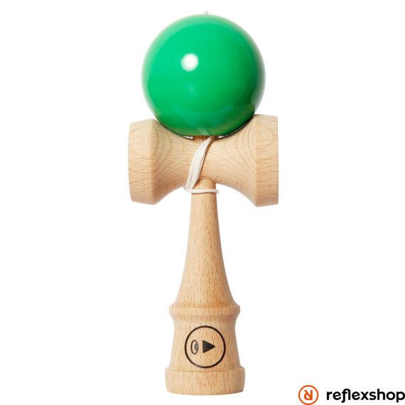 Kendama Play Pro II ügyességi játék zöld