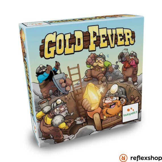 Gold Fever társasjáték