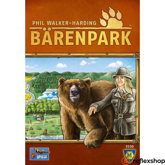 Barenpark angol nyelvű társasjáték