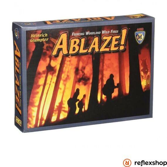 Ablaze társasjáték, angol nyelvű