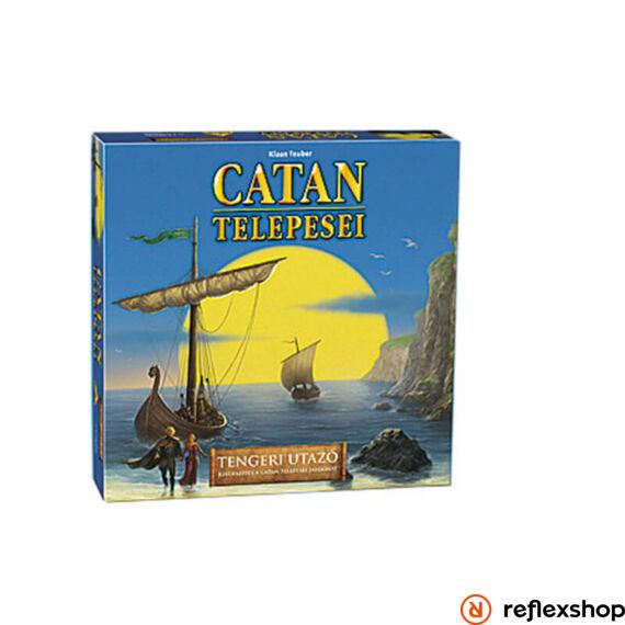 Catan Tengeri utazó kiegészít?
