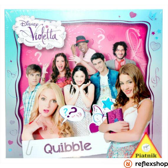 Violetta Quibble társasjáték
