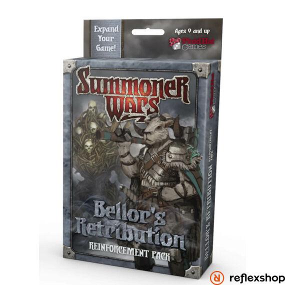 Summoner Wars társasjáték Bellors Retribution kiegészítő, angol nyelvű