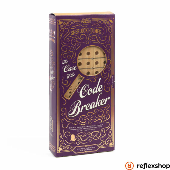 PP Sherlock Holmes The Case of the Code Breaker logikai játék