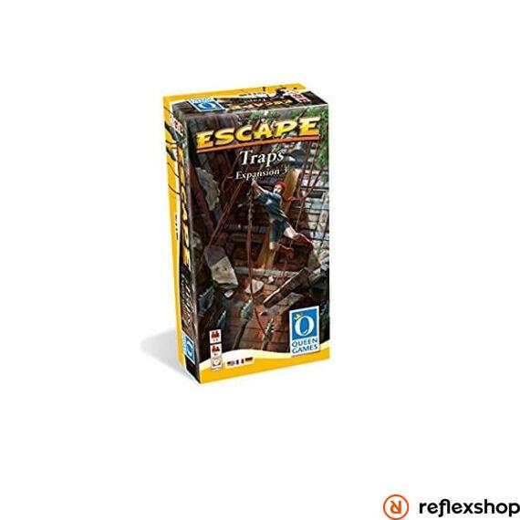 Escape Traps 3. angol nyelv? kiegészít?
