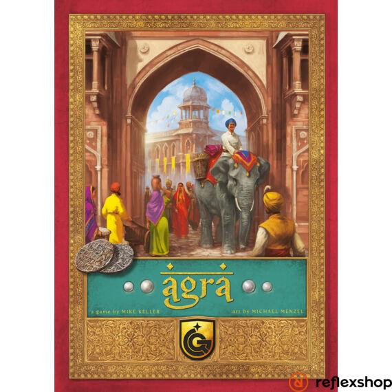 Agra angol nyelvű társasjáték