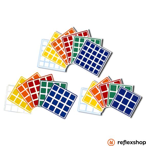 Rubik kocka matrica szett