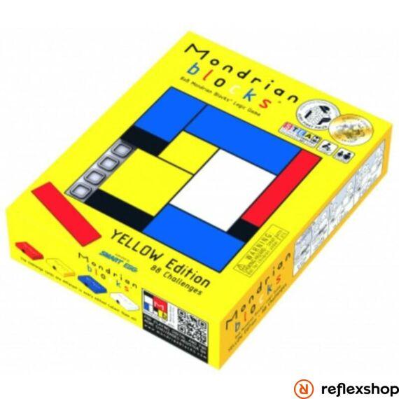 Rubik Mondrian logikai játék, sárga
