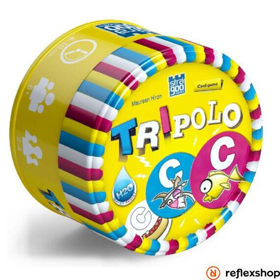 Stragoo Tripolo társasjáték