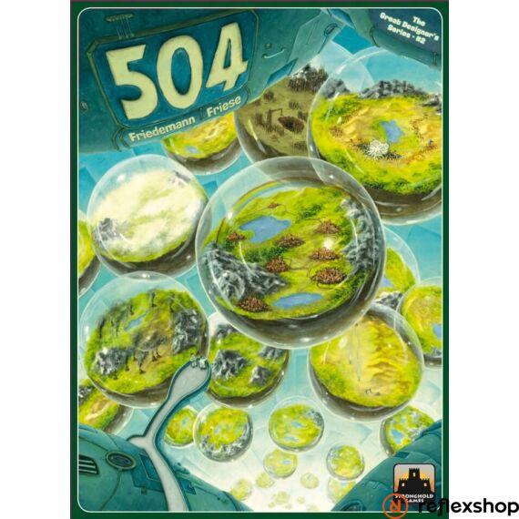 504 angol nyelvű társasjáték