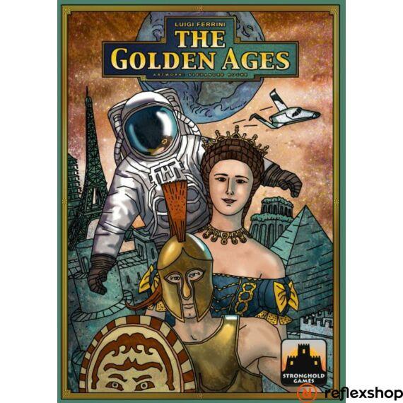 The Golden Ages angol nyelvű társasjáték