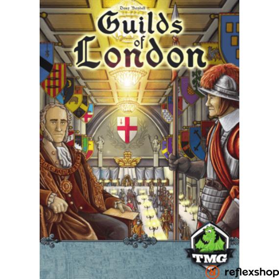Guilds of London angol nyelvű társasjáték