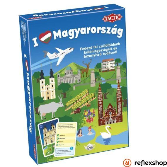 I Love Hungary társasjáték