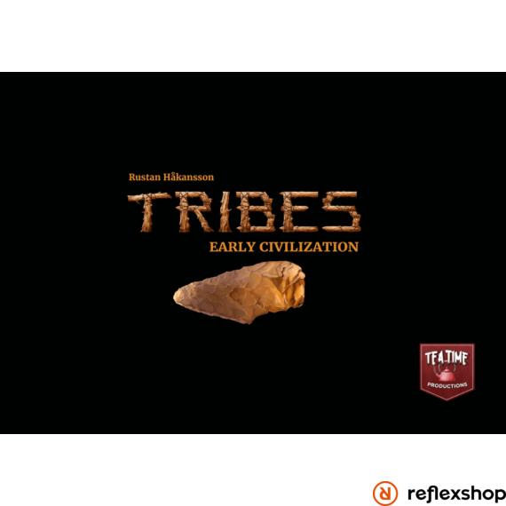 Tribes: Early Civilization társasjáték, angol nyelvű