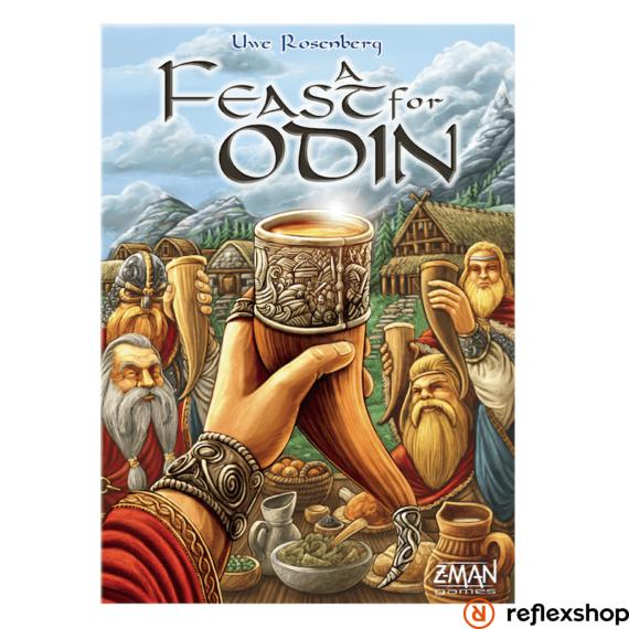 Feast for Odin társasjáték