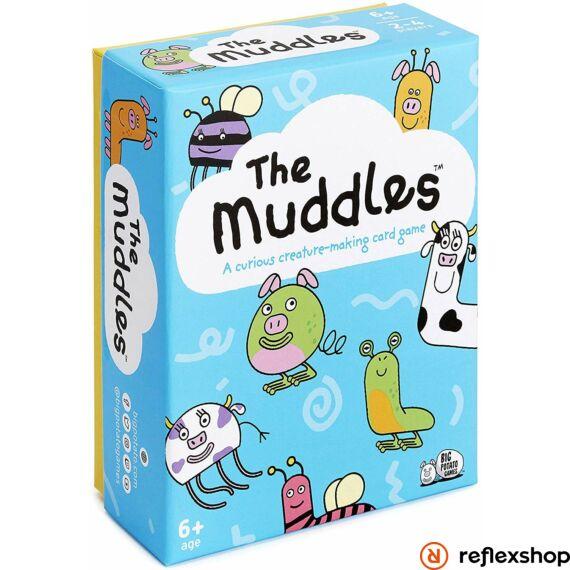 The Muddles Mini társasjáték, angol