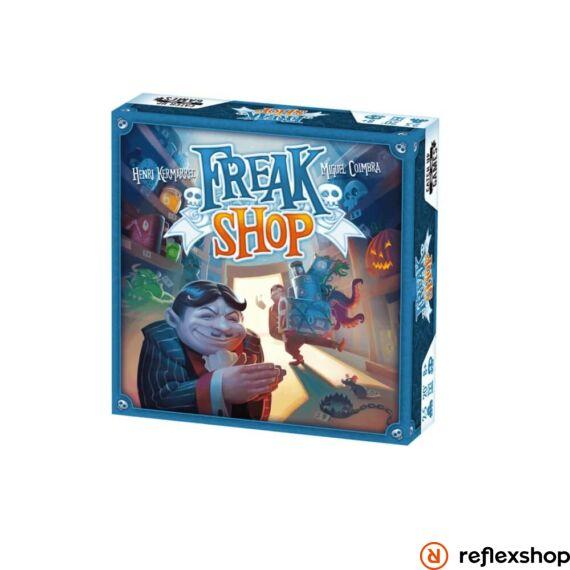 Blackrock Games - Freak Shop angol nyelvű társasjáték