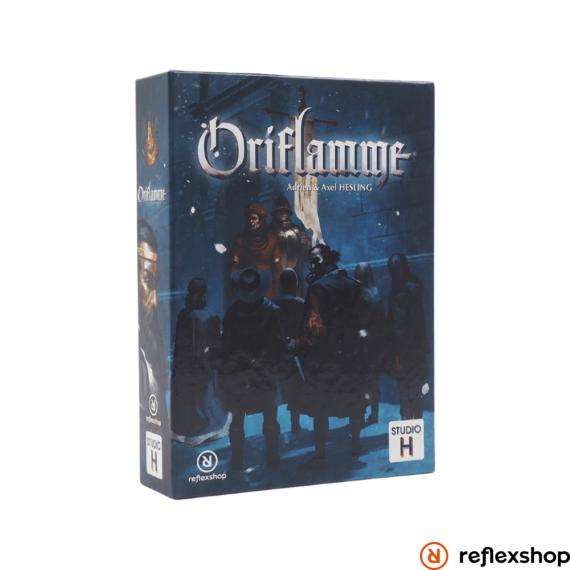 Oriflamme társasjáték borító