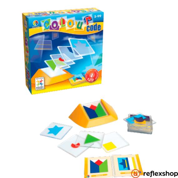 Smart Games Színkód logikai játék