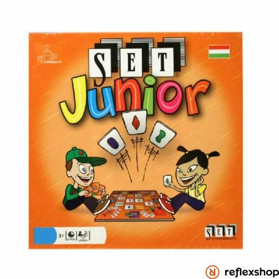 ComPaYa Set Junior felismerés kártyajáték