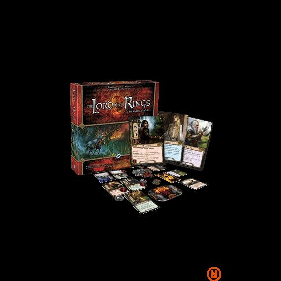 Lord of the Rings LCG társasjáték, angol nyelvű