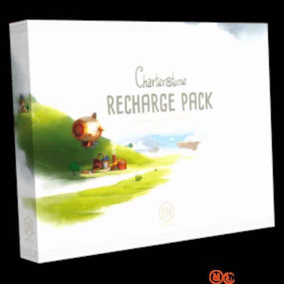 Charterstone – Recharge pack magyar változat