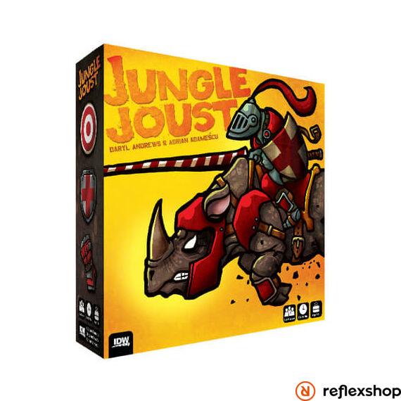 Jungle Joust angol nyelvű társasjáték