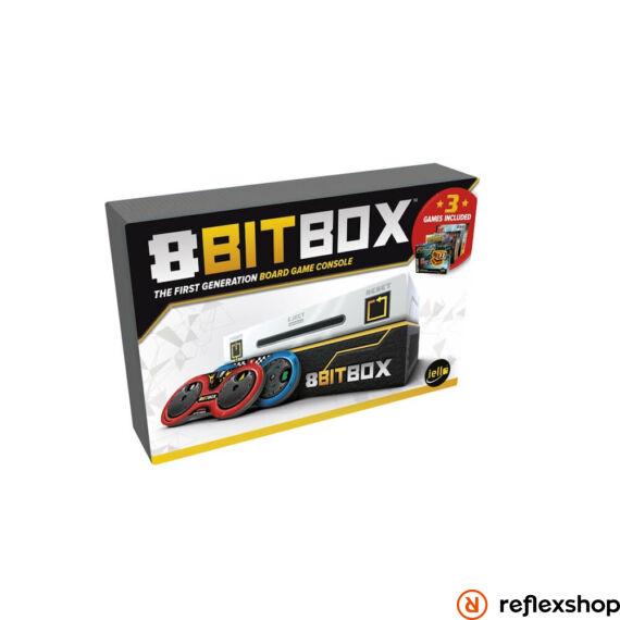 IELLO 8Bit Box angol nyelvű társasjáték