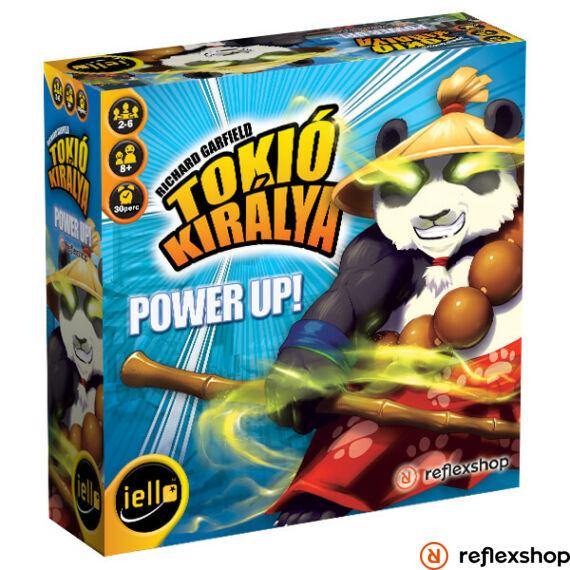 Iello Tokió királya: Power Up kiegészítő