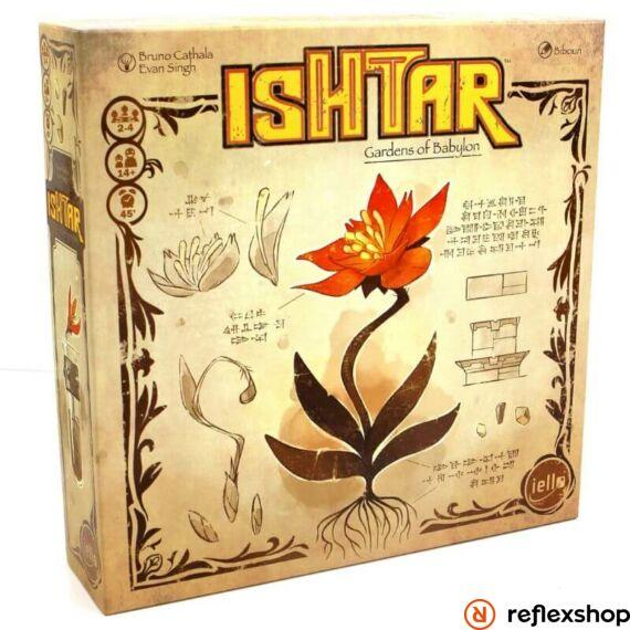 Ishtar: Gardens of Babylon dobozborító